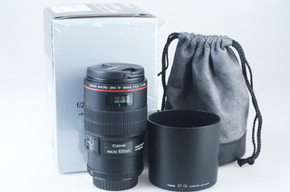 98新 佳能 EF 100mm f/2.8L IS USM微距