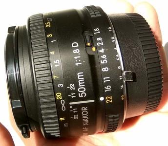 nikon口福伦达至尊Voigtlander Dynaron 100 F4.5自动对焦AF镜头