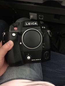 Leica R9+DMR