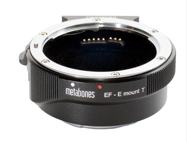 Metabones BT5佳能EF转索尼E口自动对焦转接