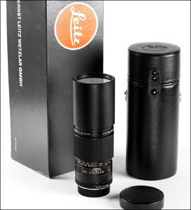 徕卡 Leica R 250/4 TELYT-R II E67 德产 带包装 好成色