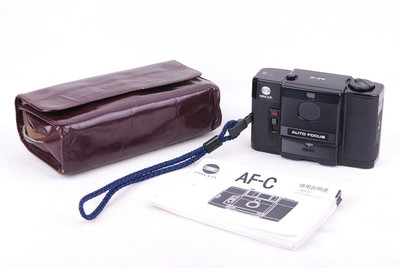 【美品】美能达 AF-C auto focus胶片相机 #jp19149X