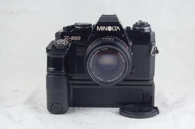 Minolta X-500 套机