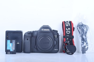 95新二手 Canon佳能 5D3 单机 高端单反 无敌三(B1535)【京】