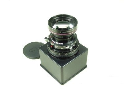 ALPA 原厂 罗顿斯德 Digaron-S HR 100/4 高清数字镜头 极上品