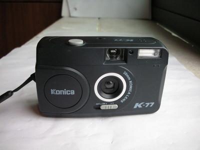 很新柯尼卡K77定焦镜头袖珍相机,小巧玲珑,收藏使用上品