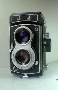 海鸥 4C 照相机