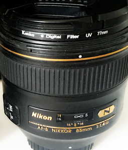 个人 出闲置 尼康 AF-S 尼克尔 85mm f/1.4G