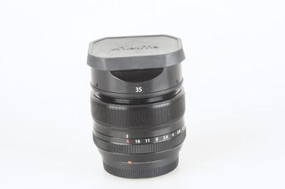 95新 富士 XF35mm f/1.4 R