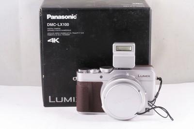 Panasonic/松下 DMC-LX100 数码相机 4K视频 ( 全套包装 )