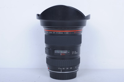 95新二手Canon佳能 17-35/2.8 L USM 红圈变焦镜头(B3640)【京】