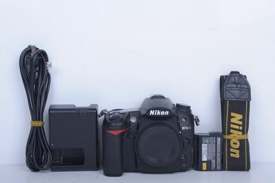92新二手Nikon尼康 D7000 单机 快门21000多次 (B3641)【京】