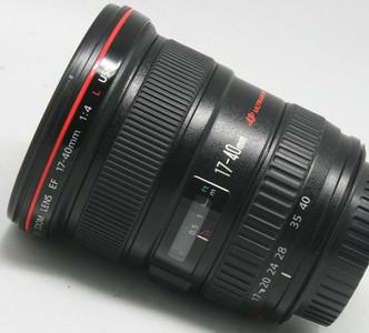 95新 佳能 EF 17-40mm f/4L USM(5243)