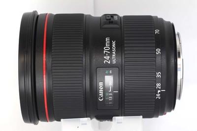 【全画幅标准变焦镜头】佳能 EF 24-70/2.8L II USM(NO:4881)