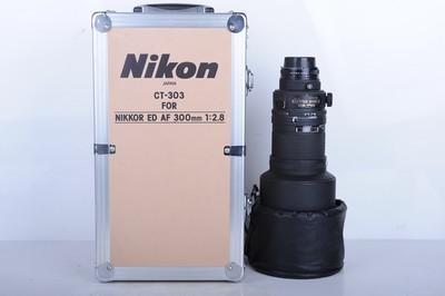 92新二手 Nikon尼康 300/2.8 AF 超长焦镜头(B0766)【京】