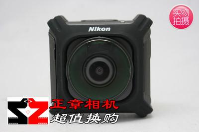 99新 Nikon尼康 钥动 KeyMission 360度 运动防水4K 全景相机