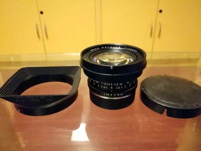 Leica SUPER-ANGULON R 21 4,31号段极后期头!