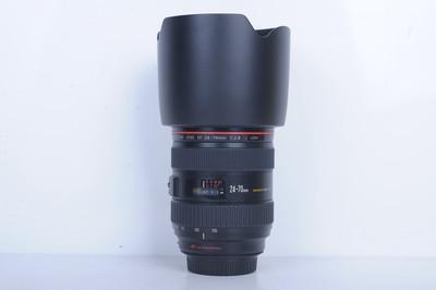 11新二手Canon佳能 24-70/2.8 L USM一代红圈镜头(B4262)【京】