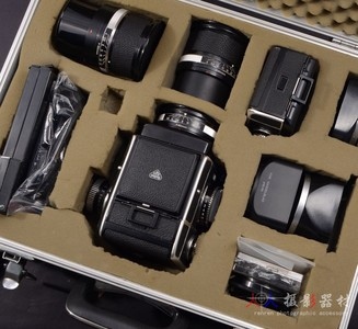 Rolleiflex SL66