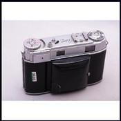 德国经典折叠机 柯达雷丁娜 Kodak Retina IIIc 135折叠旁轴机