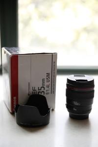 佳能 EF 35mm f/1.4L USM 人文定焦好头