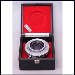kodak wide field Ektar 190/6.3 810用广角镜头