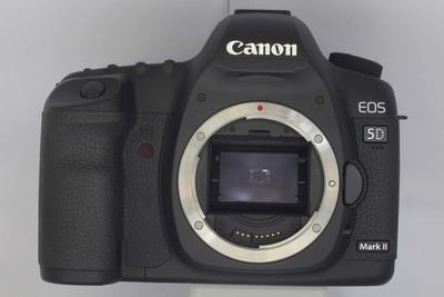 【全画幅专业数码相机】佳能 5D Mark II(NO:5808)