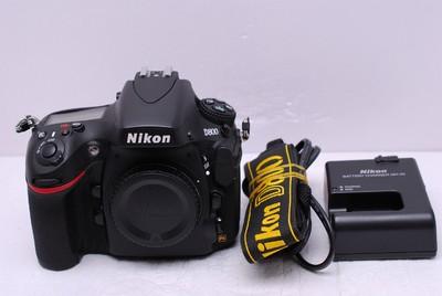 尼康D800 尼康 D800 NIKON 尼康d800 98新 单机