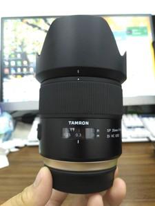 腾龙 SP 35mmF1.8Di VC USD 九五新 佳能口
