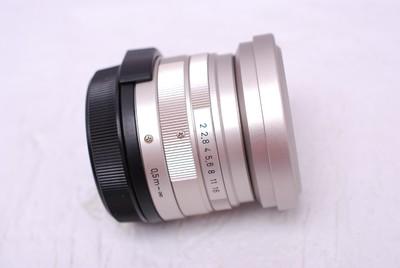康泰时 G 45/2 45 mm F2 康泰时G45/2 康泰时45/2 带原厂光罩