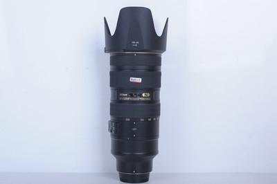 93新二手Nikon尼康 70-200/2.8 G VR II 大竹炮(B4035)【京】