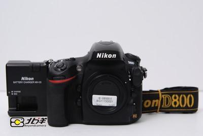 95新 尼康 D800 (BG11150001)