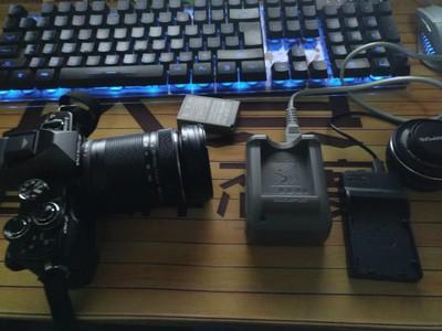 奥林巴斯e-m10 mark2双镜头套装