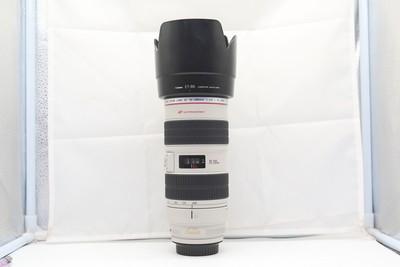 96新二手Canon佳能 70-200/2.8 L IS USM小白(1949)【深】
