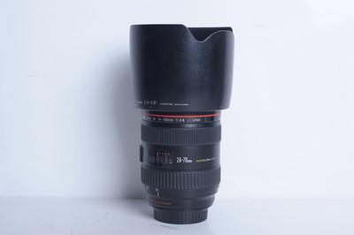 95新二手Canon佳能 24-70/2.8 L USM一代红圈镜头(B3650)【京】