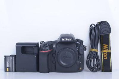 98新二手Nikon尼康 D800E 单机 快门19300多次(B4128)【津】
