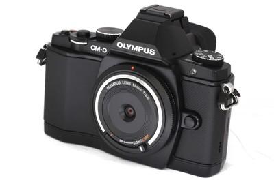【微单数码相机】奥林巴斯 E-M5套机(15mm f/8)
