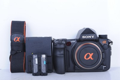 97新二手 Sony索尼 a850 单机 单反相机(B0914)【京】可置换