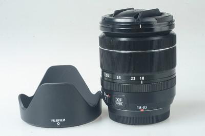 95新 富士 XF18-55mm f/2.8-4