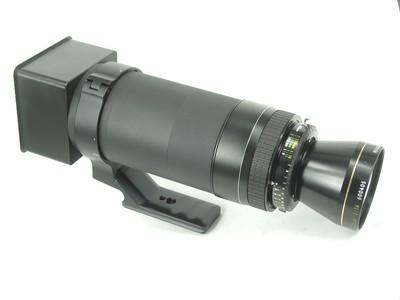 for ALPA  超级长焦 T-ED 360 + 500  金圈头 可跨平台使用