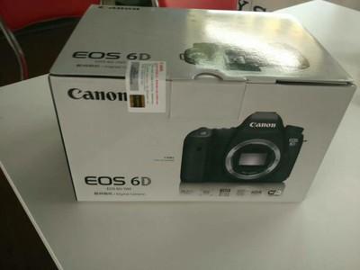 佳能 6D 单机 佳能6D 套机 单反数码相机
