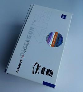 卡尔·蔡司 Distagon T* 28mm f/2 ZF.2 二代广角定焦镜头 尼康口