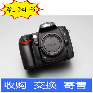 Nikon 尼康 D90 机身 98新 成色非常好