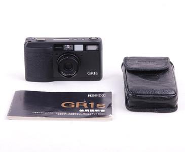 理光 GR1s 带GR 28/2.8 高级小旁轴相机带皮套 #jp18799