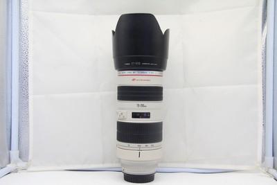 95新二手Canon佳能 70-200/2.8 L 小白变焦镜头(2346)【京】