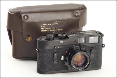 徕卡 Leica KE-7A 军版 带 50/2 ELCAN 皮套