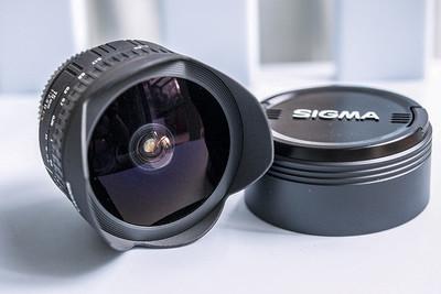 适马 尼康囗15mm f/2.8 EX DG D