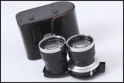 玛米亚双反相机用 135/4.5双反镜头