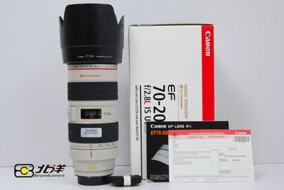 99新 佳能 EF 70-200/2.8L IS 带包装 (BG08140001)