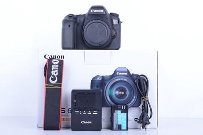 93新二手Canon千亿国际娱乐官网首页 6D 单机 高端单反相机(B2624)【京】